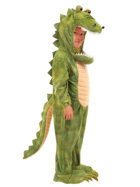 Al Gator Boys Costume