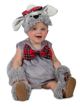 Angus the Scottie Dog Toddler Costume