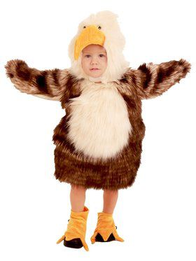 Baby/Toddler Bald Eagle Costume