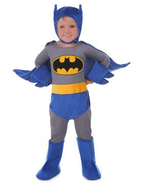 Batman Toddler Cuddly Costume