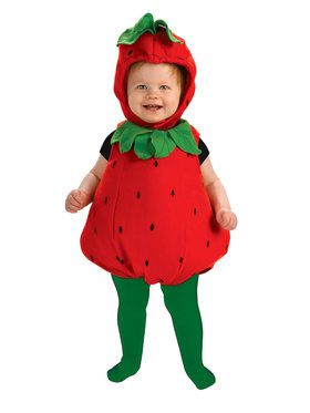 Berry Cute Toddler Costume