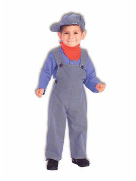 Toddler Boys Lil' Engineer Costume