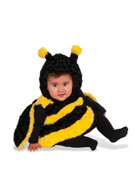 Toddler Bumble Bee Child Costume
