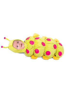 Cute Catterpiller Swaddle Costume