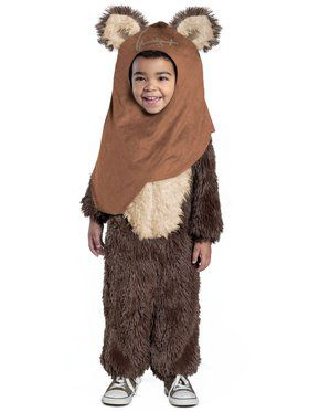 Toddler Star Wars Classic Premium Wicket Costume