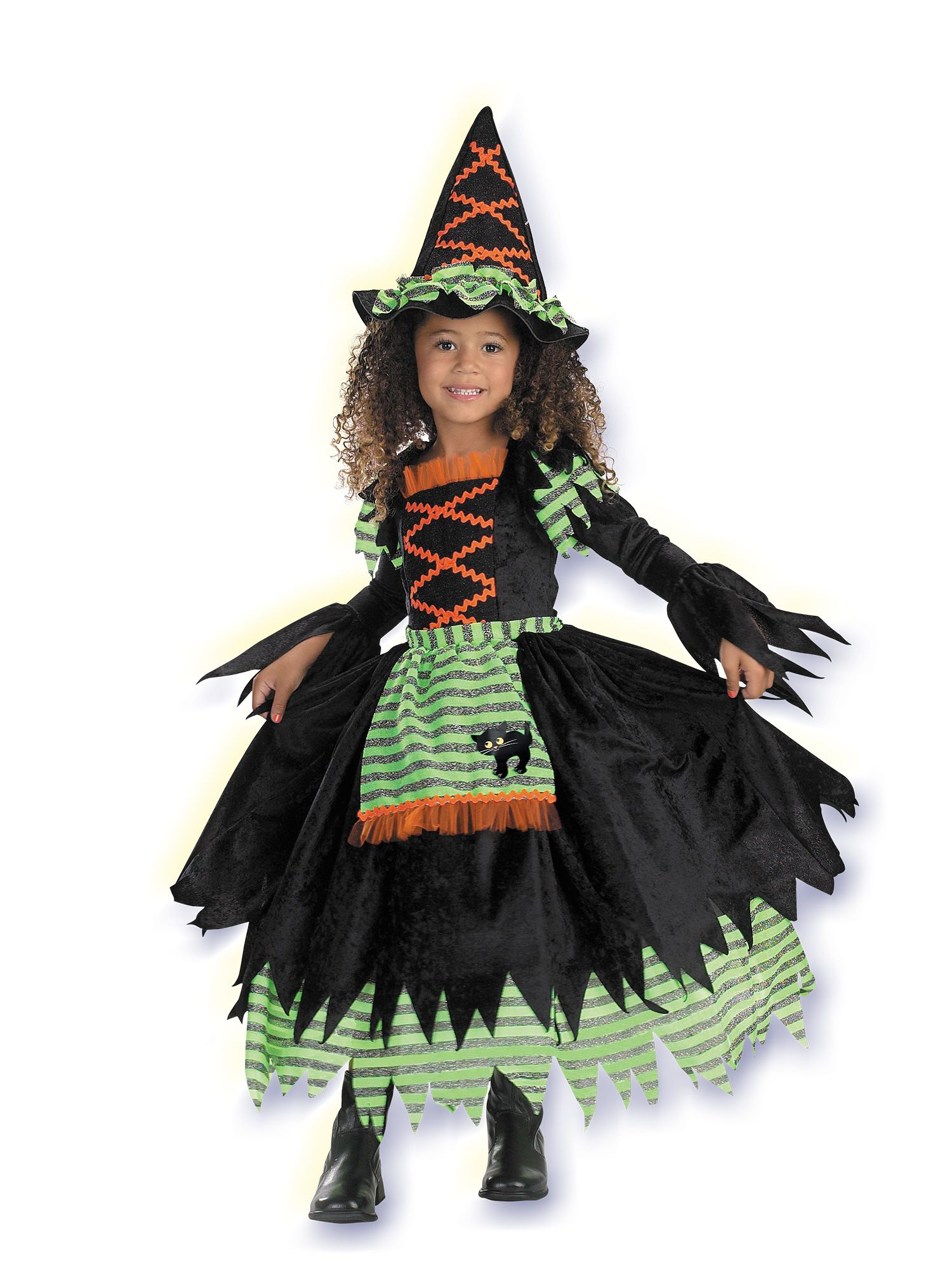 Disguise Inc Toddler Girls Witch Costume