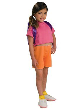 Toddler Dora the Explorer Girl's Costume
