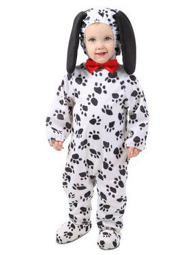 Infant's Dudley the Dalmation Costume