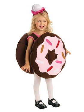 Dunk Your Doughnut Toddler Costume