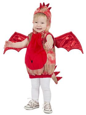 Fiero the Dragon Toddler Costume