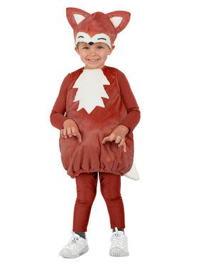 Child Fox Tunic Costume
