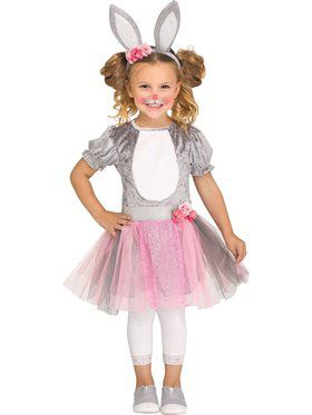 Honey Bunny Toddler Girl's Costume