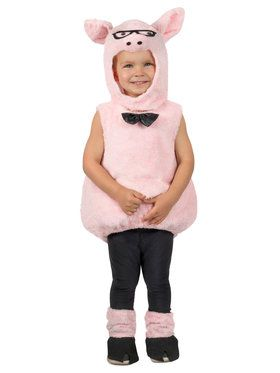 Hippest Pig Toddler Costume