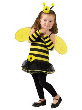 Toddler Honey Bee Costume