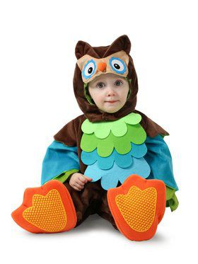 Infant's Hoots the Owl Costume
