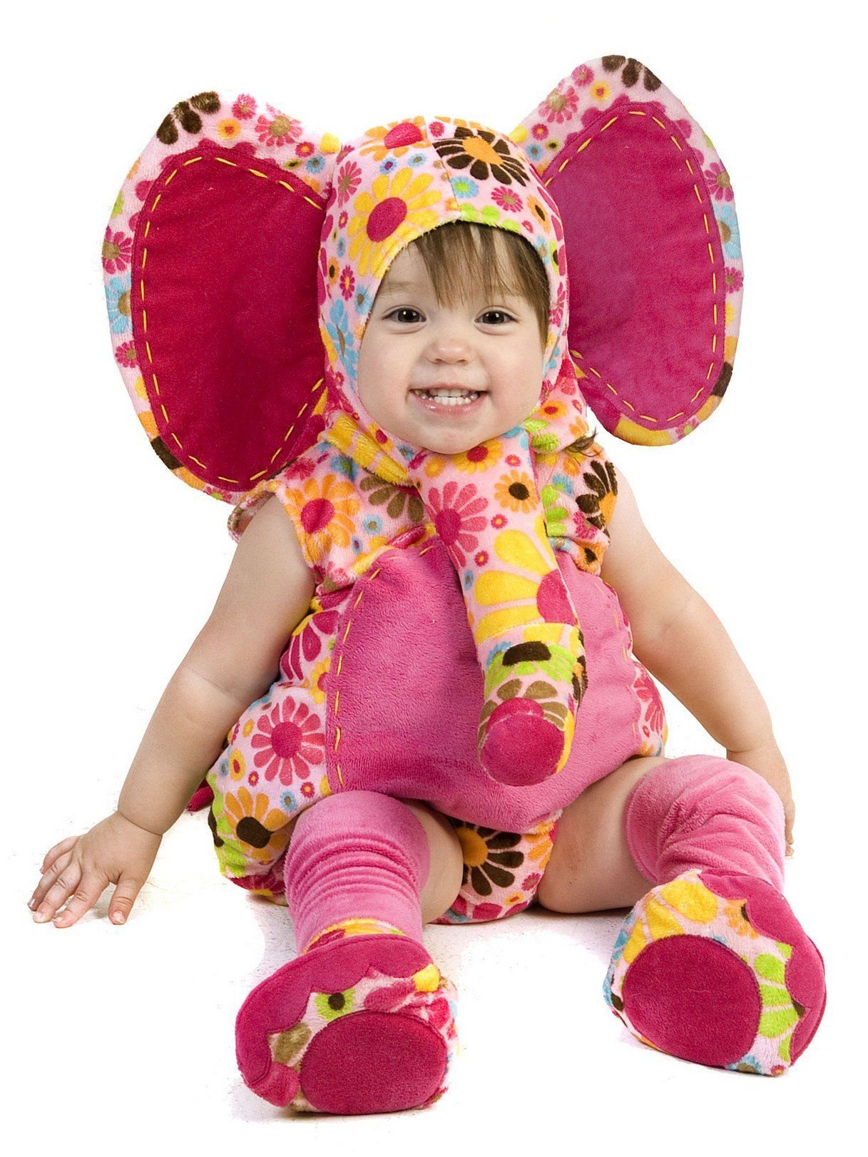b8e0dc705cd3 Colorful Isabella the Elephant Costume - Baby Toddler Costumes for ...