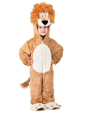 Leroy the Lion Toddler Costume
