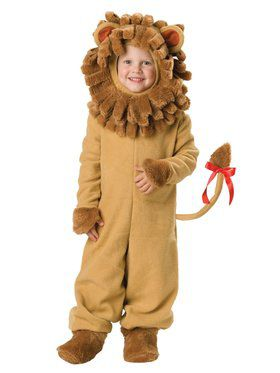 Toddler Lil Lion Costume