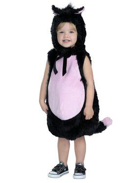 Baby/Toddler Little Kitty Costume