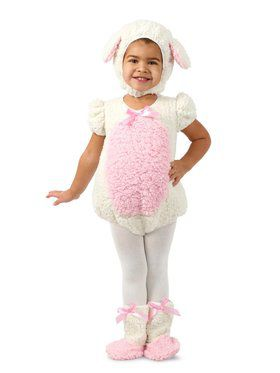 Little Lamb Toddler Costume