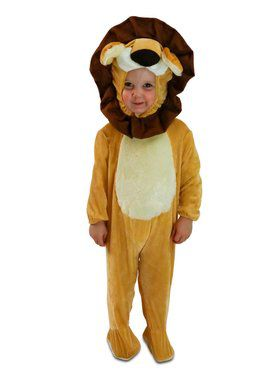 Infant's Littlest Lion Costume
