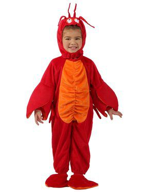 Infant's Littlest Lobster Costume