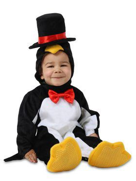Littlest Penguin Toddler Classic Costume