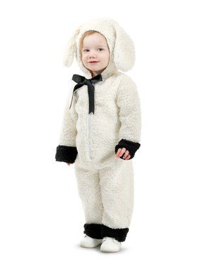Kid's Loveable Lamb
