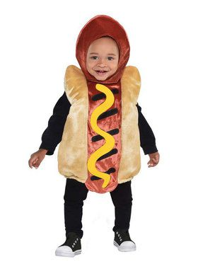 Mini Me Hotdog Costume