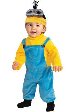 Toddler Minion Kevin Costume Toddler