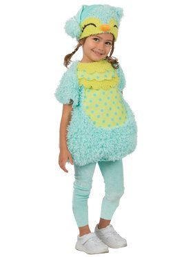 Night Owl Toddler Costume