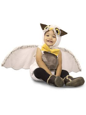 Otis the Owl Toddler Costume