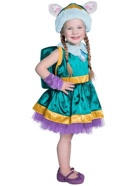 Paw Patrol Everest Toddler Costume