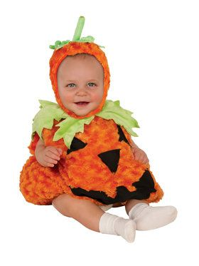 Toddler Pumpkin Costume