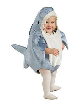 Shark Toddler Costume