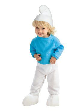 Toddler Smurf Costume