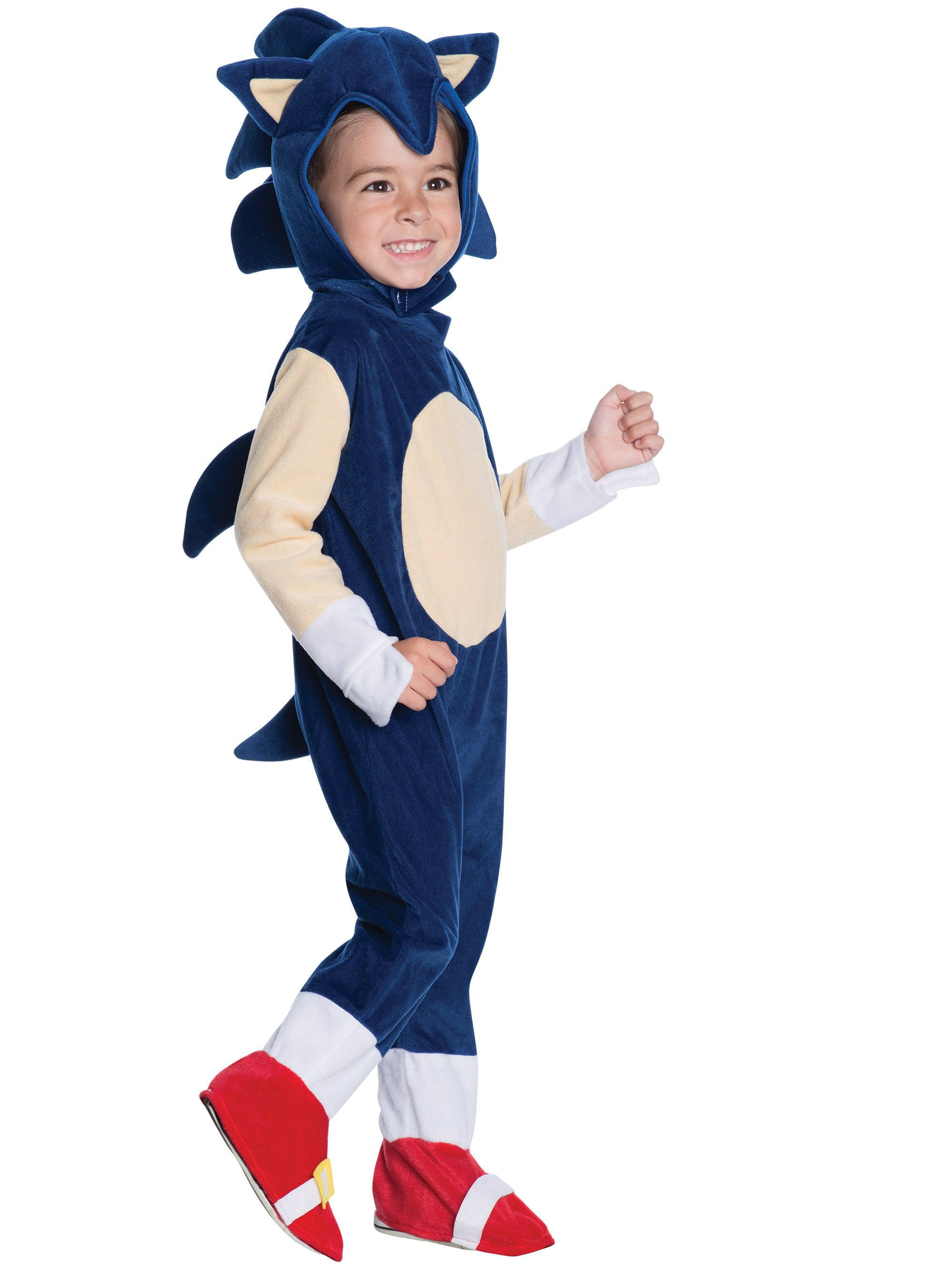 Toddler Sonic Romper Costume Toddler Baby Toddler Costumes For 2019 Wholesale Halloween Costumes