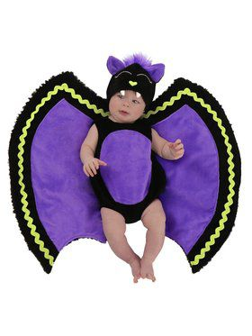 Newborn Baby Bat Swaddle Wings Costume