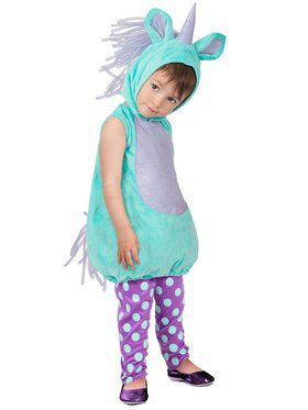 Sweetie Unicorn Toddler Costume