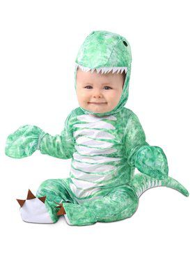 Infant's Terrance the T-Rex Costume