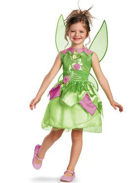 Toddler Tinker Bell Classic Costume Toddler