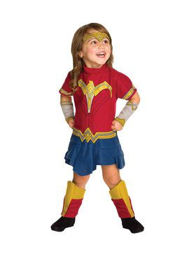 Childrens Wonder Woman Romper