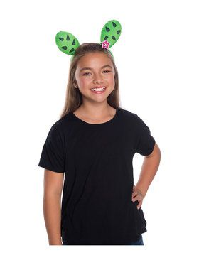 Girls Adorable Sandy Cactus Headband
