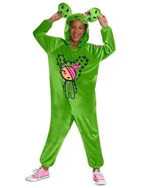Tokidoki Sandy Jumpsuit Costume
