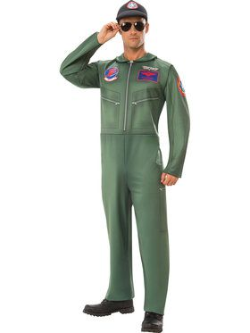 Top Gun Costume for Adults