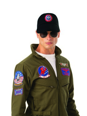 Adult Top Gun Fighter Ball Cap
