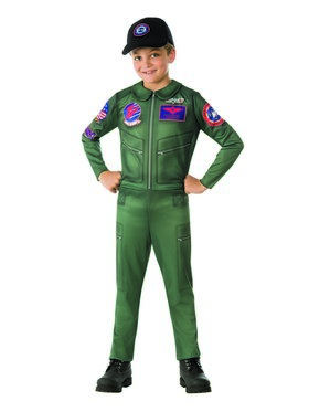 Top Gun Costume for Children