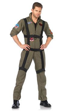 Top Gun Paratrooper Men's Costume