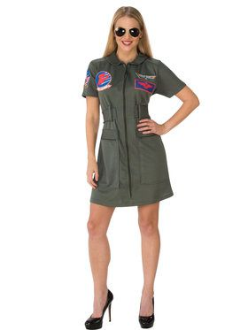 Top Gun Costume for Women