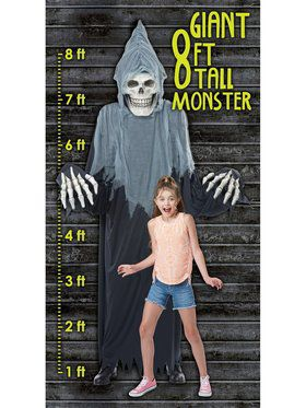 Towering Terror Adult Reaper One Size Costume